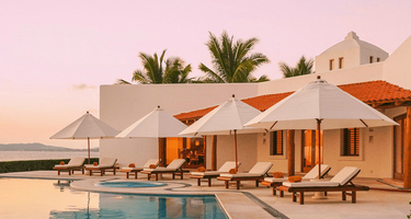Playa Nix on the Costa Alegre, Mexico: the essence of truly getting away to unwind and recharge ()