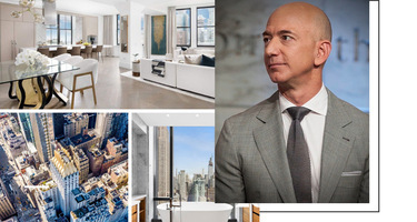 Become Jeff Bezos' neighbor: incredible homes for sale next door in New York and LA ()